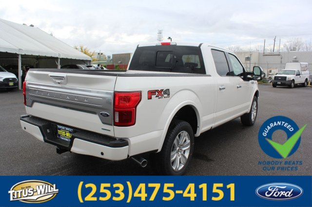 2018 F-150 SuperCrew Cab 4x4,  Pickup #F81408 - photo 12