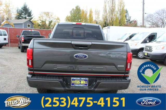 2018 F-150 SuperCrew Cab 4x4,  Pickup #F81417 - photo 10