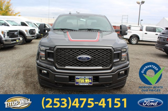 2018 F-150 SuperCrew Cab 4x4,  Pickup #F81417 - photo 3