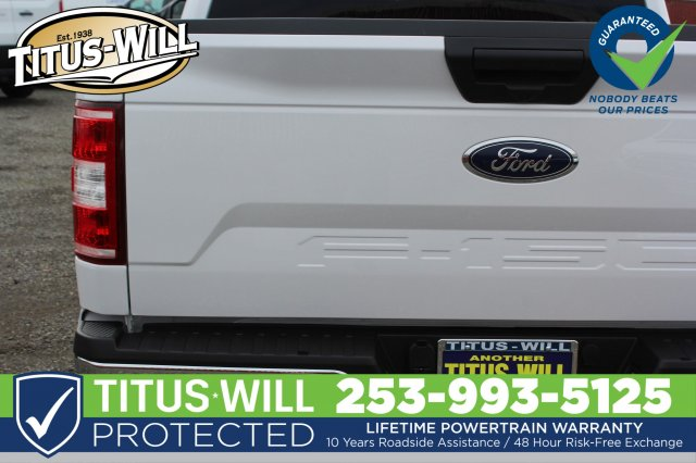 2018 F-150 SuperCrew Cab 4x4,  Pickup #F81418 - photo 11