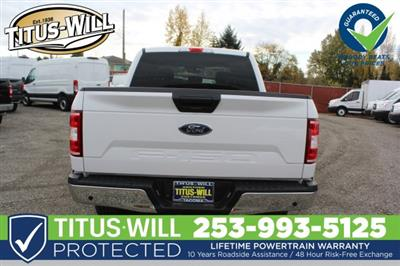 2018 F-150 SuperCrew Cab 4x4,  Pickup #F81418 - photo 10