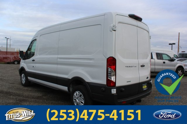 2018 Transit 250 Med Roof 4x2,  Empty Cargo Van #F81461 - photo 11