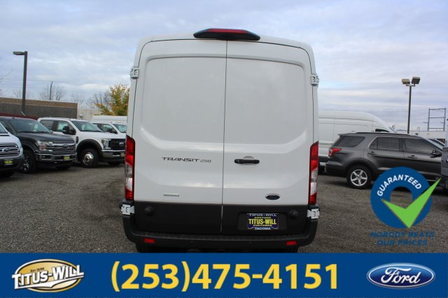 2018 Transit 250 Med Roof 4x2,  Empty Cargo Van #F81461 - photo 12