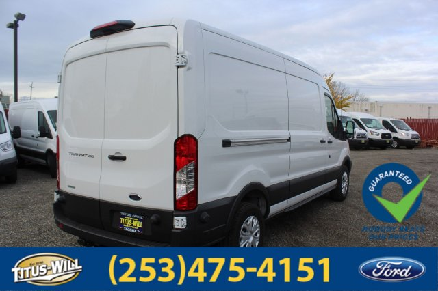 2018 Transit 250 Med Roof 4x2,  Empty Cargo Van #F81461 - photo 14