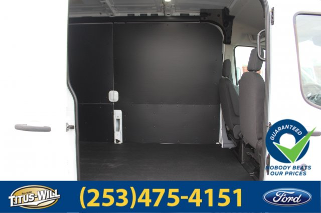 2018 Transit 250 Med Roof 4x2,  Empty Cargo Van #F81461 - photo 2