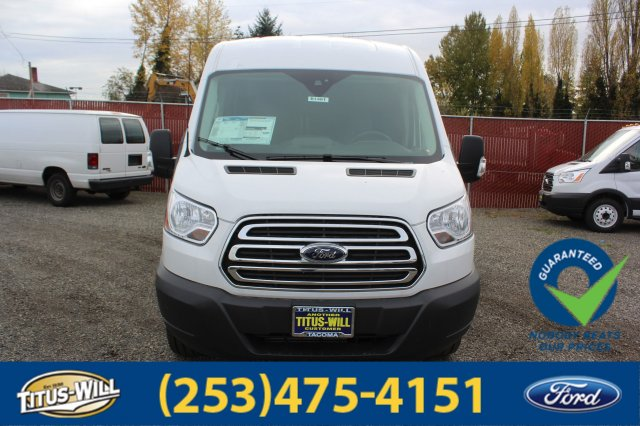 2018 Transit 250 Med Roof 4x2,  Empty Cargo Van #F81461 - photo 4