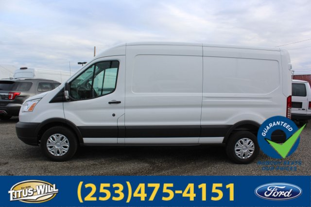 2018 Transit 250 Med Roof 4x2,  Empty Cargo Van #F81461 - photo 9