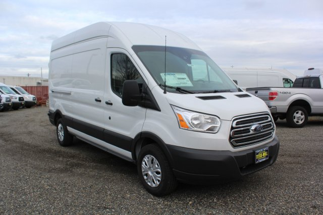 2018 Transit 350 High Roof 4x2,  Empty Cargo Van #F81462 - photo 3