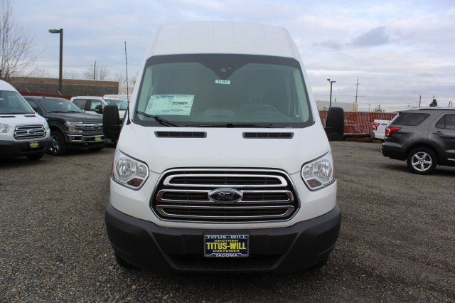 2018 Transit 350 High Roof 4x2,  Empty Cargo Van #F81462 - photo 4