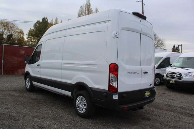 2018 Transit 350 High Roof 4x2,  Empty Cargo Van #F81462 - photo 9