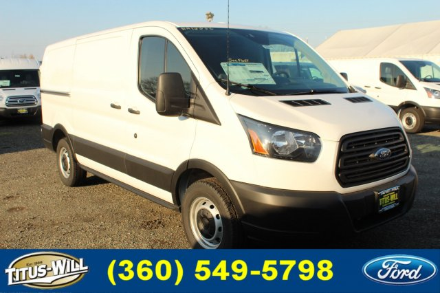 2019 Transit 150 Low Roof 4x2,  Empty Cargo Van #F90049 - photo 10