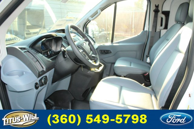 2019 Transit 150 Low Roof 4x2,  Empty Cargo Van #F90049 - photo 16