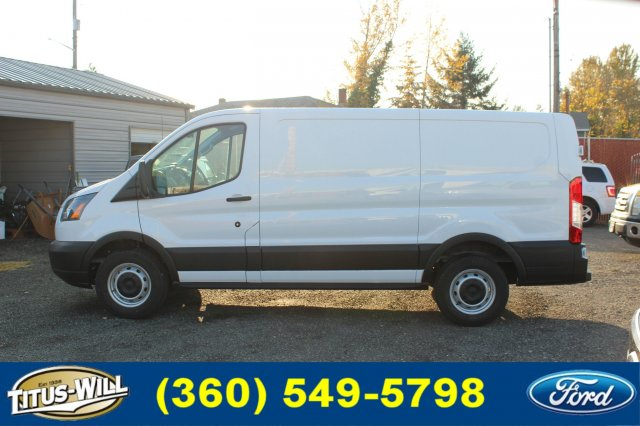 2019 Transit 150 Low Roof 4x2,  Empty Cargo Van #F90049 - photo 4
