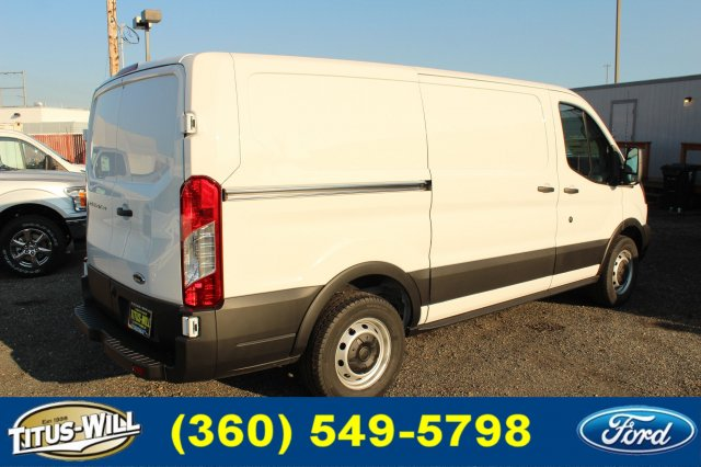 2019 Transit 150 Low Roof 4x2,  Empty Cargo Van #F90049 - photo 3