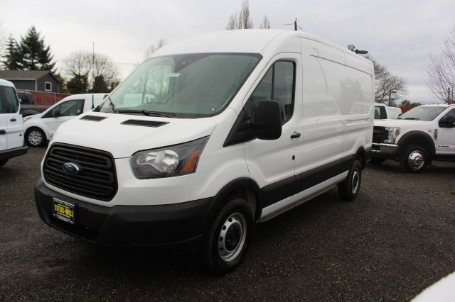 2019 Transit 250 Med Roof 4x2,  Empty Cargo Van #F90057 - photo 5