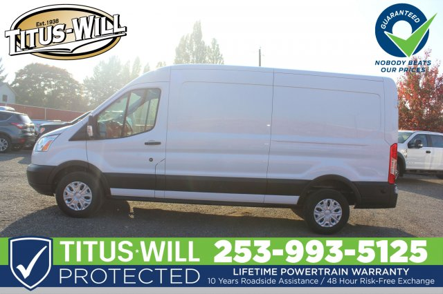 2019 Transit 250 Med Roof 4x2,  Empty Cargo Van #F90062 - photo 7