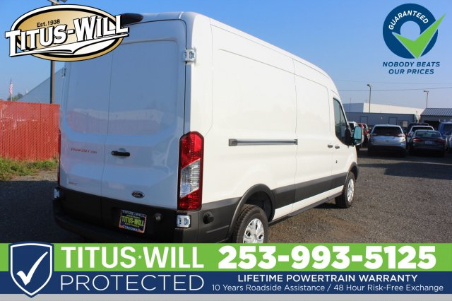 2019 Transit 250 Med Roof 4x2,  Empty Cargo Van #F90062 - photo 13