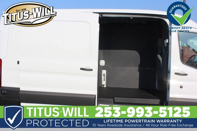 2019 Transit 250 Med Roof 4x2,  Empty Cargo Van #F90062 - photo 14
