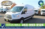 2019 Transit 250 Med Roof 4x2,  Empty Cargo Van #F90062 - photo 1