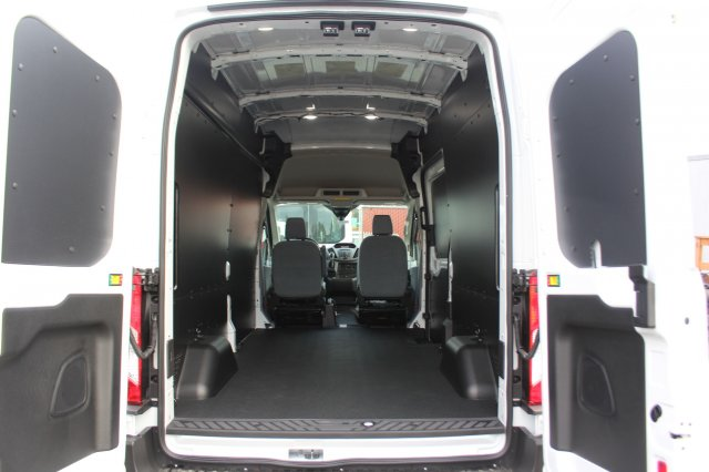 2019 Transit 350 High Roof 4x2,  Empty Cargo Van #F90081 - photo 2