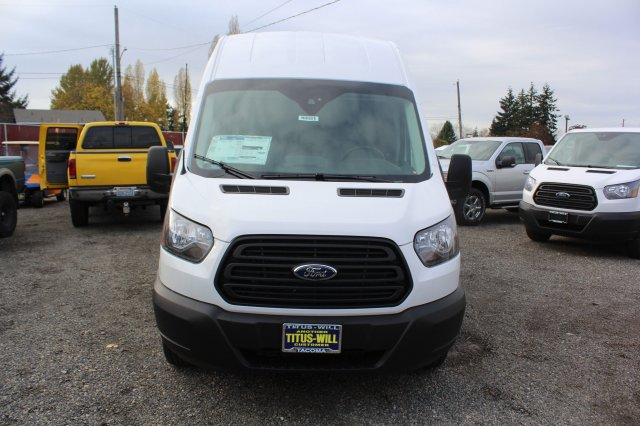 2019 Transit 350 High Roof 4x2,  Empty Cargo Van #F90081 - photo 3