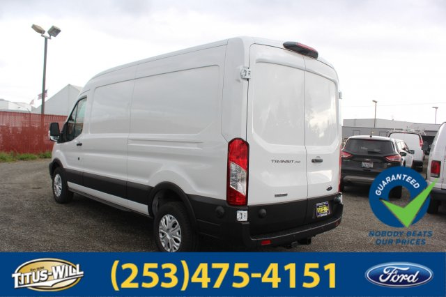 2019 Transit 250 Med Roof 4x2,  Empty Cargo Van #F90082 - photo 11