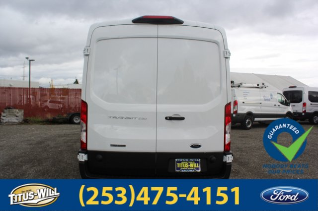 2019 Transit 250 Med Roof 4x2,  Empty Cargo Van #F90082 - photo 12
