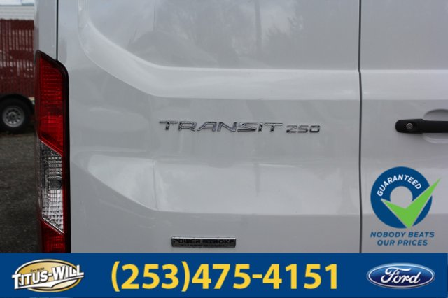 2019 Transit 250 Med Roof 4x2,  Empty Cargo Van #F90082 - photo 13