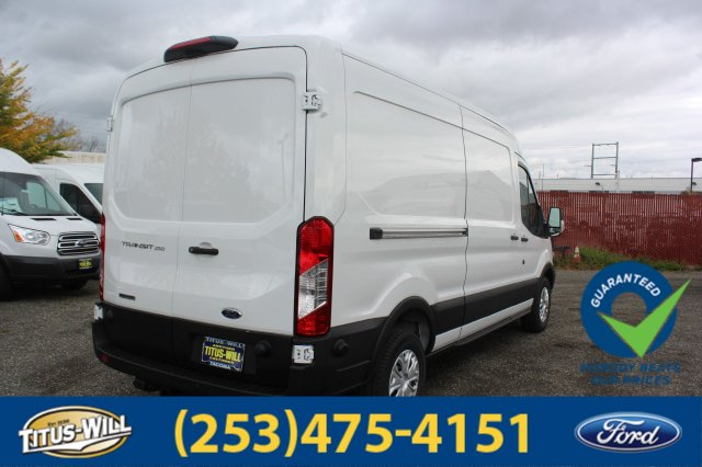 2019 Transit 250 Med Roof 4x2,  Empty Cargo Van #F90082 - photo 15