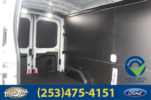 2019 Transit 250 Med Roof 4x2,  Empty Cargo Van #F90082 - photo 17