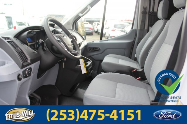 2019 Transit 250 Med Roof 4x2,  Empty Cargo Van #F90082 - photo 19