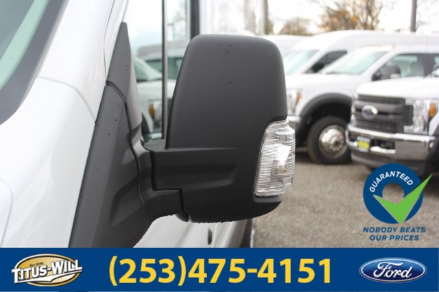 2019 Transit 250 Med Roof 4x2,  Empty Cargo Van #F90082 - photo 8