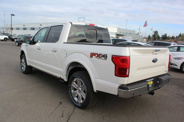 2019 F-150 SuperCrew Cab 4x4,  Pickup #F90106 - photo 2