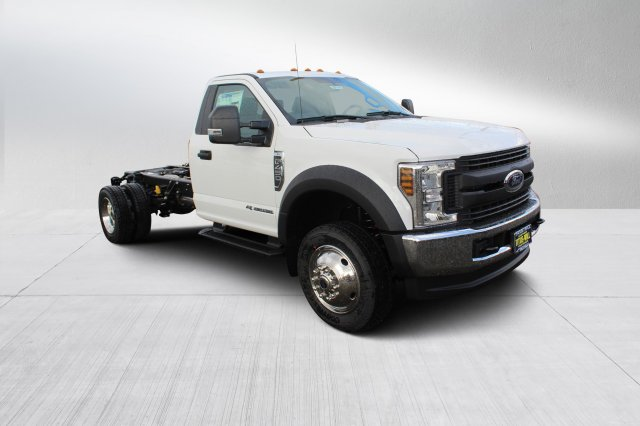 2019 F-450 Regular Cab DRW 4x4,  Cab Chassis #F90116 - photo 3