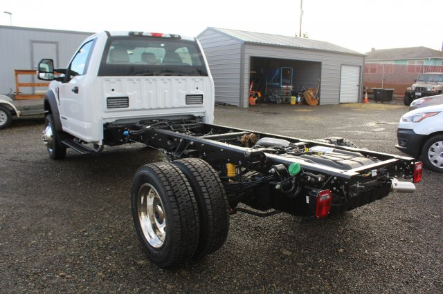 2019 F-450 Regular Cab DRW 4x4,  Cab Chassis #F90116 - photo 2
