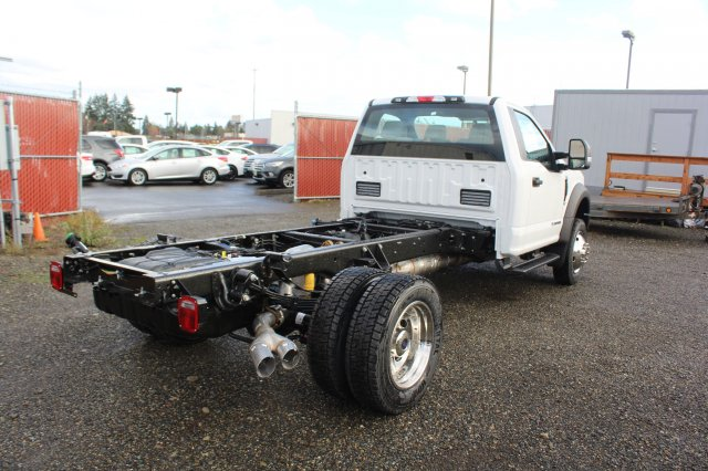 2019 F-450 Regular Cab DRW 4x4,  Cab Chassis #F90116 - photo 4
