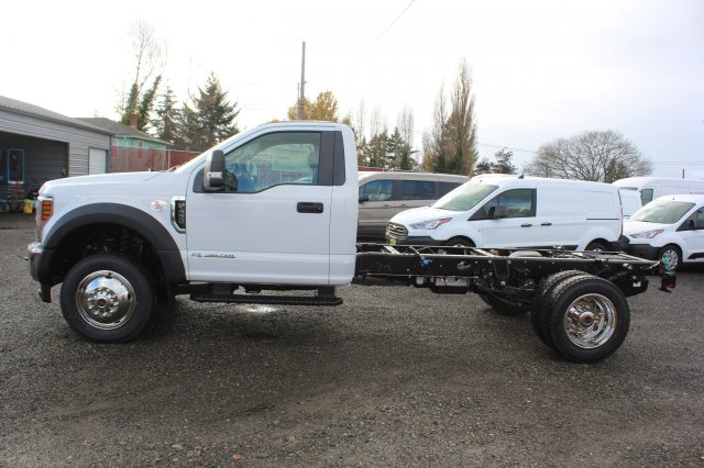 2019 F-450 Regular Cab DRW 4x4,  Cab Chassis #F90116 - photo 11
