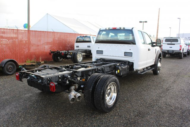 2019 F-550 Super Cab DRW 4x4,  Cab Chassis #F90131 - photo 4