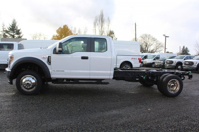 2019 F-550 Super Cab DRW 4x4,  Cab Chassis #F90131 - photo 9
