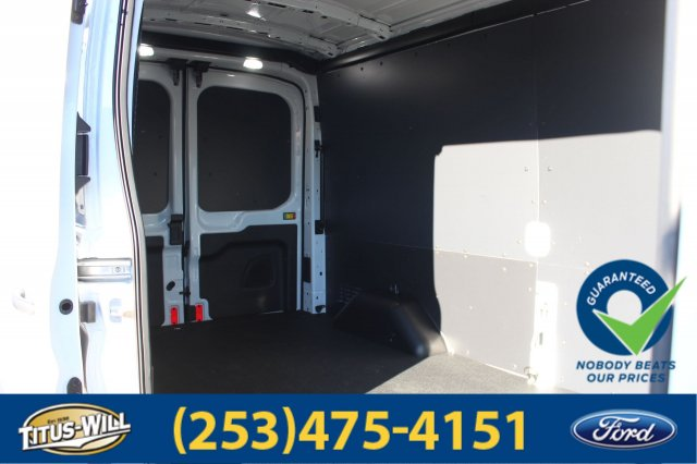 2019 Transit 350 High Roof 4x2,  Empty Cargo Van #F90140 - photo 10
