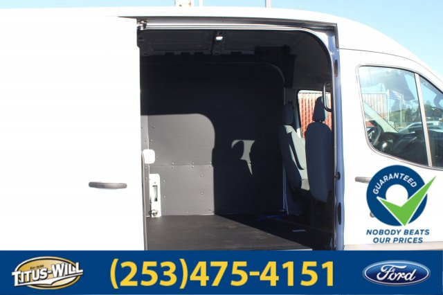 2019 Transit 350 High Roof 4x2,  Empty Cargo Van #F90140 - photo 11