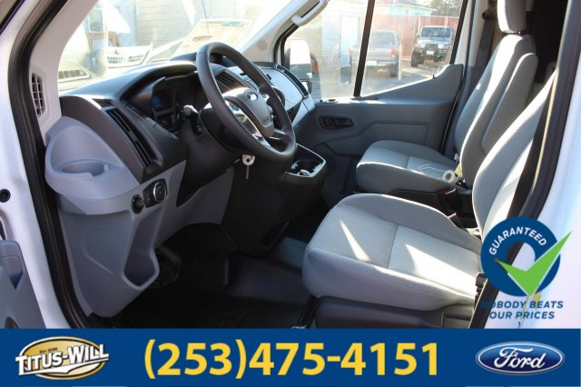 2019 Transit 350 High Roof 4x2,  Empty Cargo Van #F90140 - photo 14