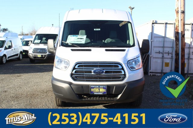 2019 Transit 350 High Roof 4x2,  Empty Cargo Van #F90140 - photo 4