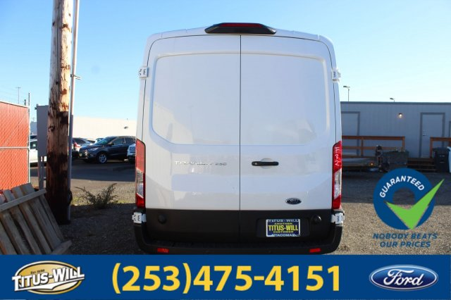 2019 Transit 350 High Roof 4x2,  Empty Cargo Van #F90140 - photo 3