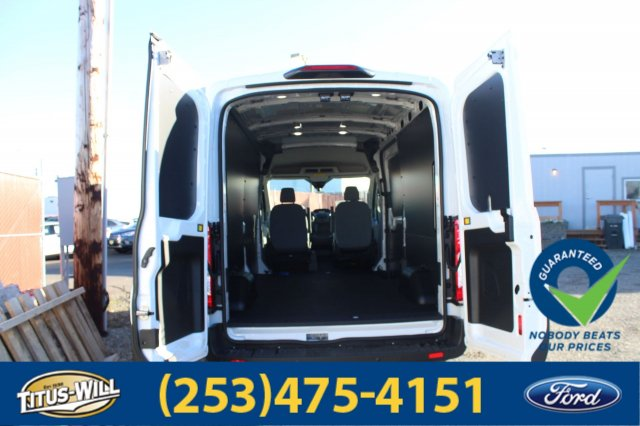 2019 Transit 350 High Roof 4x2,  Empty Cargo Van #F90140 - photo 2