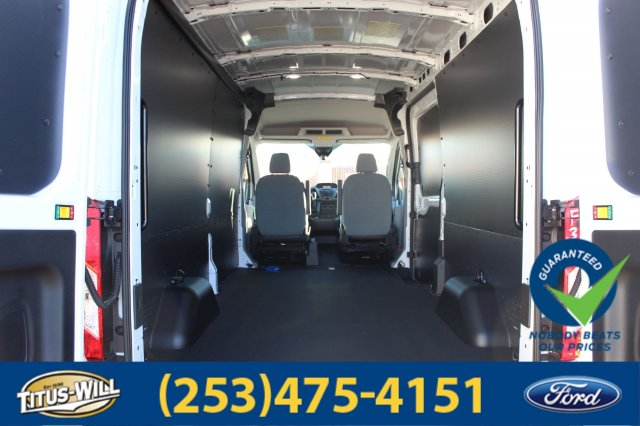 2019 Transit 350 High Roof 4x2,  Empty Cargo Van #F90140 - photo 8