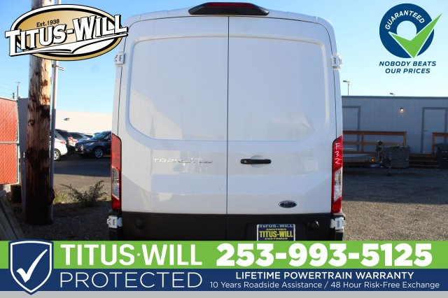2019 Transit 250 Med Roof 4x2,  Empty Cargo Van #F90141 - photo 3