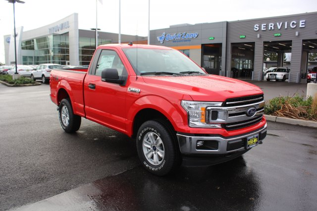 2019 F-150 Regular Cab 4x4,  Pickup #F90204 - photo 3
