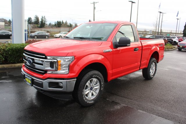 2019 F-150 Regular Cab 4x4,  Pickup #F90204 - photo 1