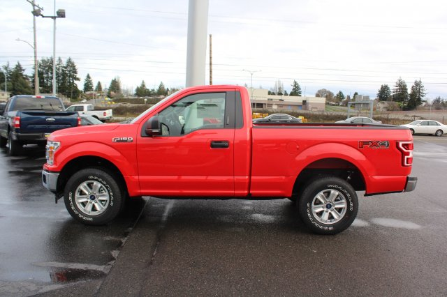 2019 F-150 Regular Cab 4x4,  Pickup #F90204 - photo 8